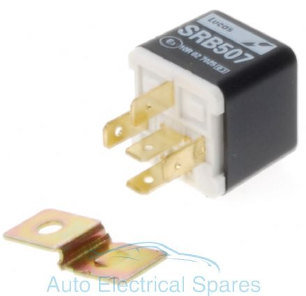 lucas SRB507 28RA relay 24 volt 10/20A with DIODE